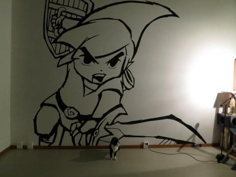 Kat en Link